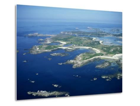 Bryher, Isles of Scilly, United Kingdom, Europe-Robert Harding-Metal Print