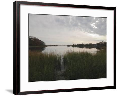 Shelter Island, Long Island, New York State, United States of America, North America-Robert Harding-Framed Art Print
