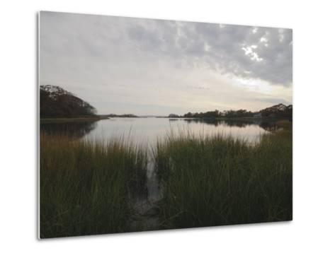 Shelter Island, Long Island, New York State, United States of America, North America-Robert Harding-Metal Print