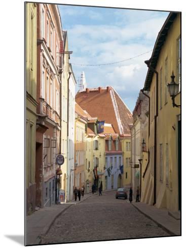 Old Town, Tallinn, Estonia, Baltic States, Europe-Harding Robert-Mounted Photographic Print