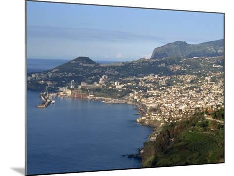 Funchal, Madeira, Portugal, Atlantic, Europe-Harding Robert-Mounted Photographic Print