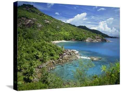 Seychelles, Indian Ocean, Africa-Harding Robert-Stretched Canvas Print