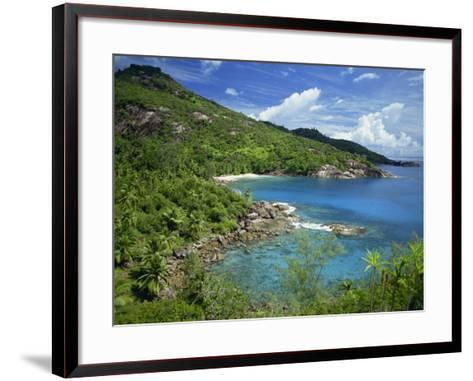 Seychelles, Indian Ocean, Africa-Harding Robert-Framed Art Print