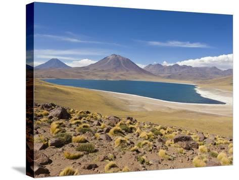 Los Flamencos National Reserve, Atacama Desert, Antofagasta Region, Norte Grande, Chile-Gavin Hellier-Stretched Canvas Print