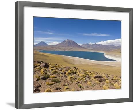 Los Flamencos National Reserve, Atacama Desert, Antofagasta Region, Norte Grande, Chile-Gavin Hellier-Framed Art Print