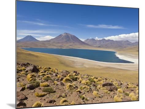 Los Flamencos National Reserve, Atacama Desert, Antofagasta Region, Norte Grande, Chile-Gavin Hellier-Mounted Photographic Print