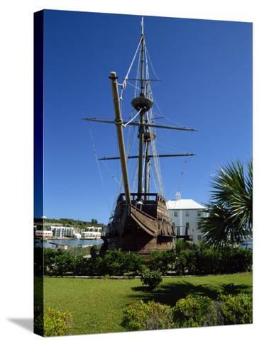 St. George, Bermuda, Atlantic Ocean, Central America-Harding Robert-Stretched Canvas Print