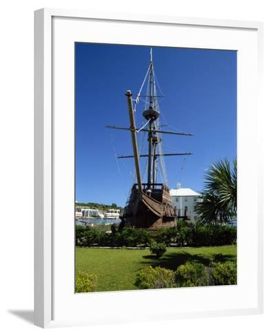 St. George, Bermuda, Atlantic Ocean, Central America-Harding Robert-Framed Art Print