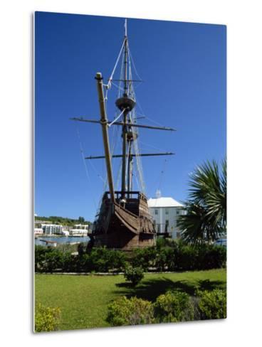 St. George, Bermuda, Atlantic Ocean, Central America-Harding Robert-Metal Print
