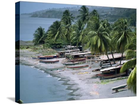 St. Pierre, Martinique, Lesser Antilles, West Indies, Caribbean, Central America-Harding Robert-Stretched Canvas Print