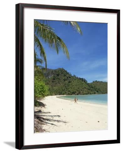 Phi Phi Island, Phuket, Thailand, Southeast Asia-Harding Robert-Framed Art Print