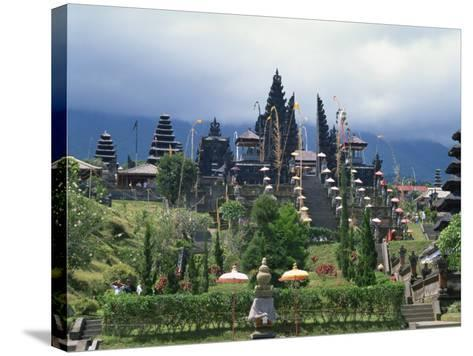 Besakih Temple, Bali, Indonesia, Southeast Asia-Harding Robert-Stretched Canvas Print