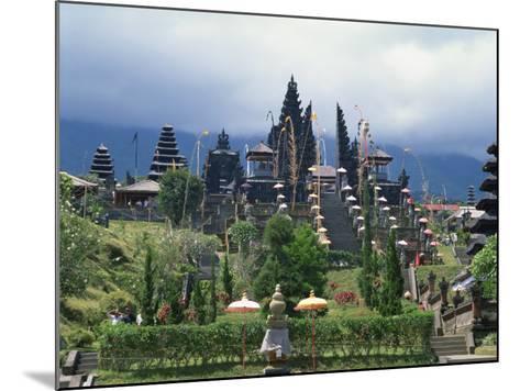 Besakih Temple, Bali, Indonesia, Southeast Asia-Harding Robert-Mounted Photographic Print