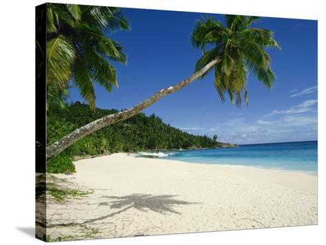 Anse Intedance, Mahe, Seychelles, Indian Ocean, Africa-Harding Robert-Stretched Canvas Print