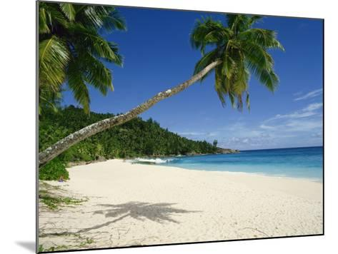 Anse Intedance, Mahe, Seychelles, Indian Ocean, Africa-Harding Robert-Mounted Photographic Print