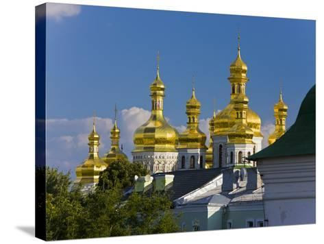 Kiev-Pechersk Lavra, Cave Monastery, UNESCO World Heritage Site, Kiev, UKraine, Europe-Gavin Hellier-Stretched Canvas Print
