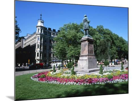 City Centre Park in the Summer, Helsinki, Finland, Scandinavia, Europe-Gavin Hellier-Mounted Photographic Print
