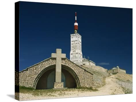 Summit of Mont Ventoux in Vaucluse, Provence, France, Europe-David Hughes-Stretched Canvas Print