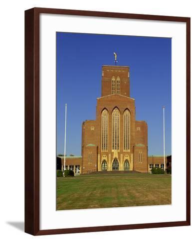 Guildford Cathedral, Guildford, Surrey, England, United Kingdom, Europe-Miller John-Framed Art Print