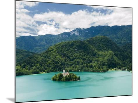 Lake Bled, Slovenia, Balkans, Europe-Lawrence Graham-Mounted Photographic Print