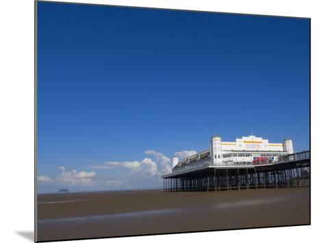 Grand Pier, Weston-Super-Mare, Somerset, England, United Kingdom, Europe-Lawrence Graham-Mounted Photographic Print