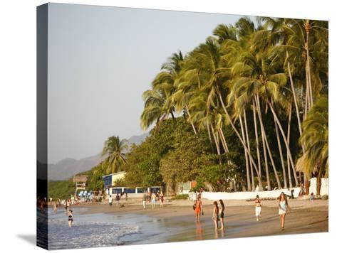Tamarindo Beach, Nicoya Peninsula, Costa Rica, Central America-Levy Yadid-Stretched Canvas Print