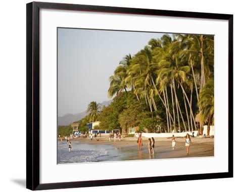 Tamarindo Beach, Nicoya Peninsula, Costa Rica, Central America-Levy Yadid-Framed Art Print