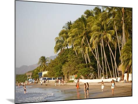 Tamarindo Beach, Nicoya Peninsula, Costa Rica, Central America-Levy Yadid-Mounted Photographic Print