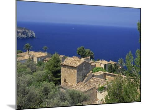 Roofs of Luc Alcari, Mallorca, Balearic Islands, Spain, Mediterranean, Europe-Miller John-Mounted Photographic Print
