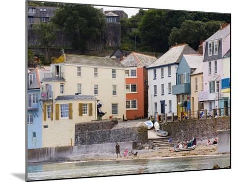 Kingsand, Torpoint, Cornwall, England, United Kingdom, Europe-Lawrence Graham-Mounted Photographic Print