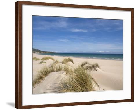 Bolonia Beach, Costa De La Luz, Andalucia, Spain, Europe-Miller John-Framed Art Print