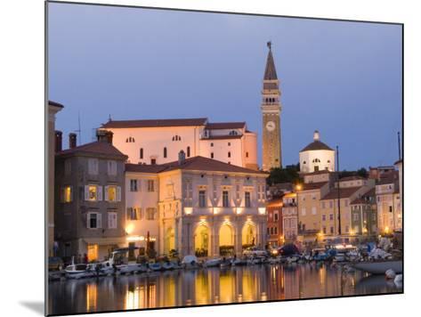 Piran, Slovenia, Balkans, Europe-Lawrence Graham-Mounted Photographic Print