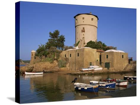 Lle De Giglio, Campese, Province De Grosseto, Tuscany, Italy, Europe-Morandi Bruno-Stretched Canvas Print