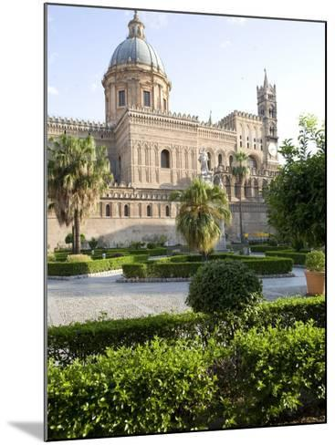Cathedral Gardens, Palermo, Sicily, Italy, Europe-Olivieri Oliviero-Mounted Photographic Print
