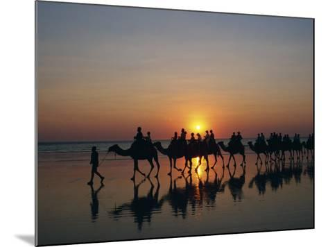 Cable Beach, Broome, Kimberley, Western Australia, Australia, Pacific-Pitamitz Sergio-Mounted Photographic Print
