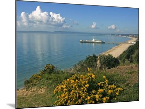 Bournemouth Pier, Poole Bay, Dorset, England, United Kingdom, Europe-Rainford Roy-Mounted Photographic Print