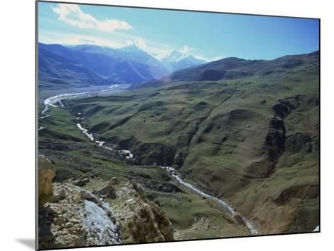 Caucus Mountains, Azerbaijan, Central Asia-Olivieri Oliviero-Mounted Photographic Print