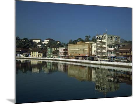 Panjim, Taken in 1980, Goa, India-Pate Jenny-Mounted Photographic Print