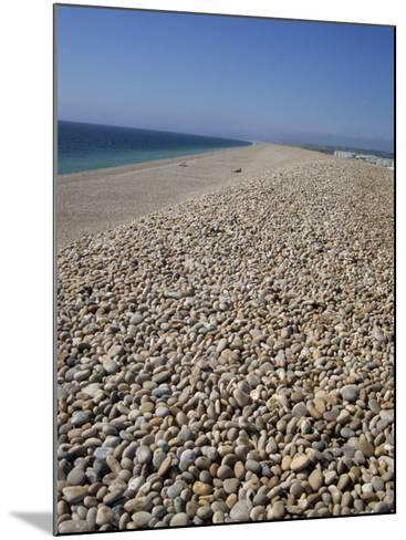 Chesil Bank, Dorset, England, United Kingdom, Europe-Pate Jenny-Mounted Photographic Print