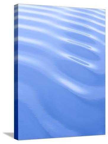 Waves Structure, Spitzbergen, Svalbard, Norway, Scandinavia, Europe-Milse Thorsten-Stretched Canvas Print
