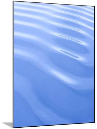 Waves Structure, Spitzbergen, Svalbard, Norway, Scandinavia, Europe-Milse Thorsten-Mounted Photographic Print