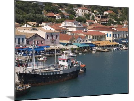 Katakolon Harbour, Peloponnese, Greece, Europe-Richardson Rolf-Mounted Photographic Print