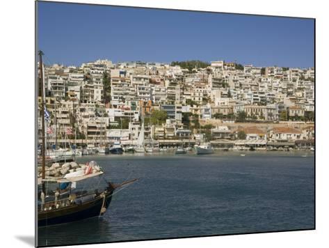 Mikrolimano, Piraeus, Athens, Greece, Europe-Richardson Rolf-Mounted Photographic Print