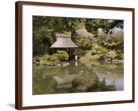 Shukkeien Garden, Hiroshima, Japan-Richardson Rolf-Framed Art Print