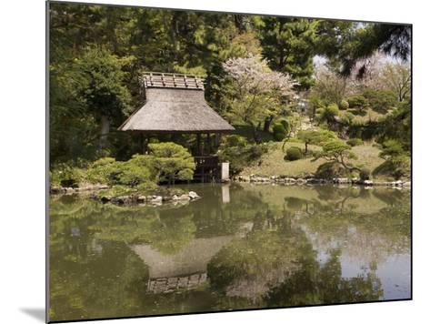 Shukkeien Garden, Hiroshima, Japan-Richardson Rolf-Mounted Photographic Print