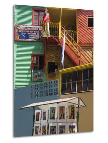 Boca District, Buenos Aires, Argentina, South America-Richardson Rolf-Metal Print
