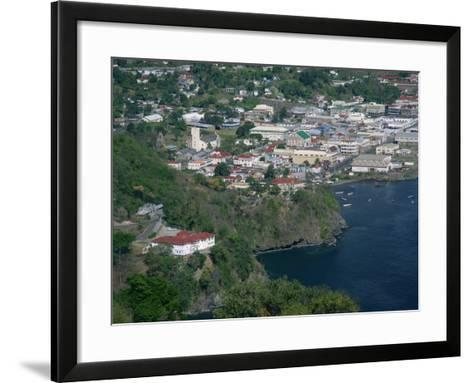 Kingstown, St. Vincent, Windward Islands, West Indies, Caribbean, Central America-Richardson Rolf-Framed Art Print