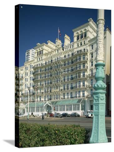 Grand Hotel, Brighton, Sussex, England, United Kingdom, Europe-Richardson Rolf-Stretched Canvas Print