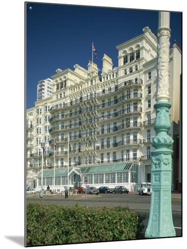 Grand Hotel, Brighton, Sussex, England, United Kingdom, Europe-Richardson Rolf-Mounted Photographic Print