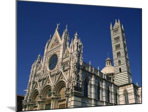 Cathedral, Siena, Tuscany, Italy, Europe-Short Michael-Mounted Photographic Print